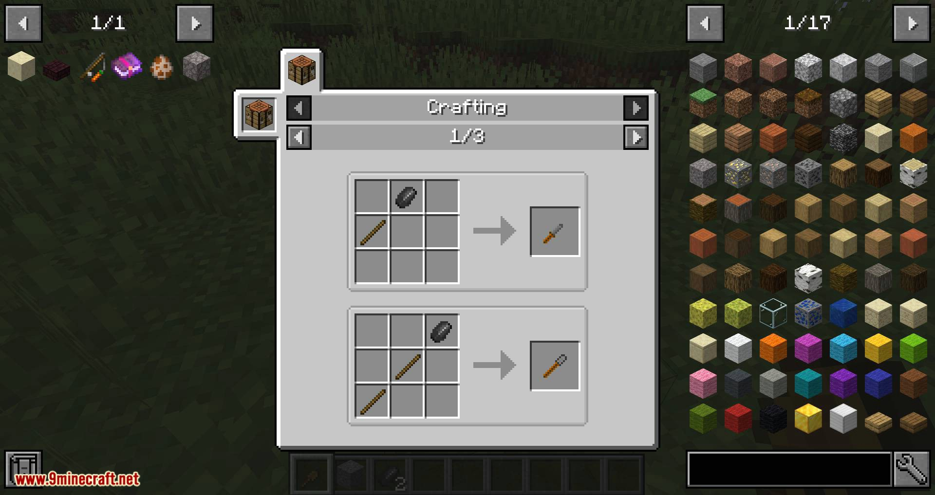Easy Steel and More mod for minecraft 07