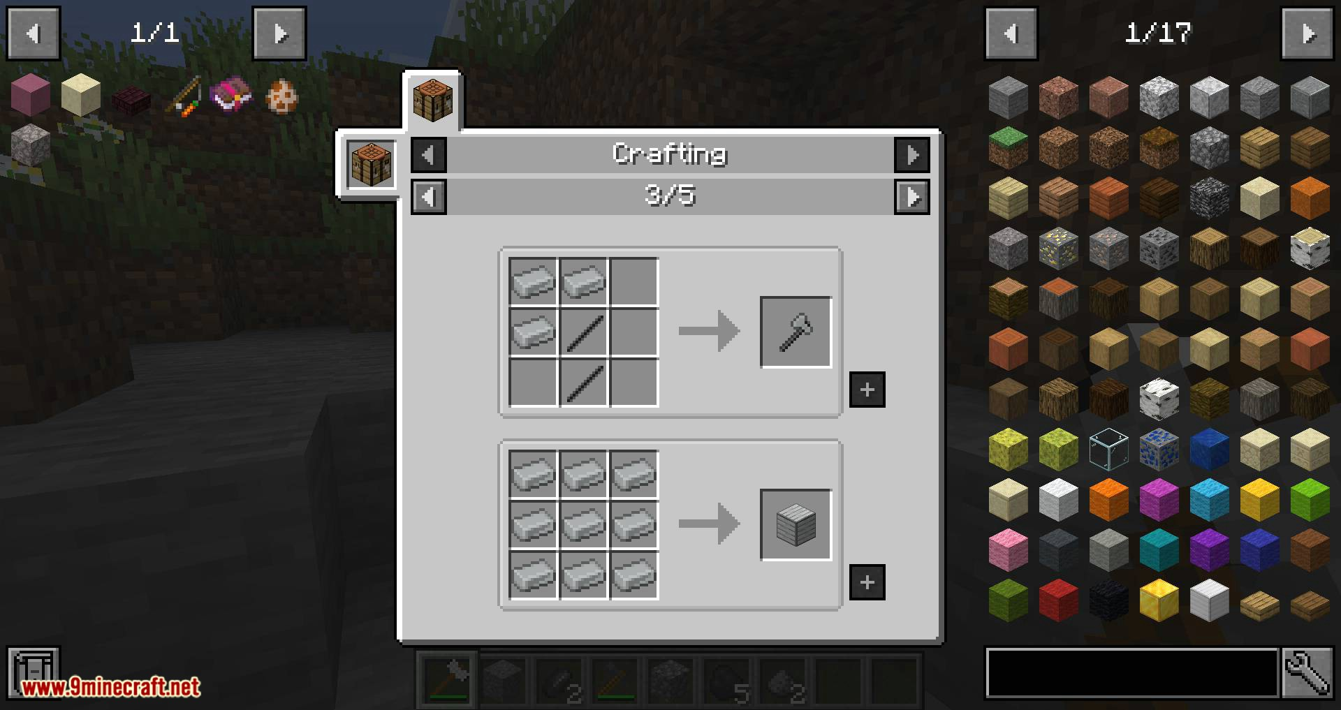Easy Steel and More mod for minecraft 15