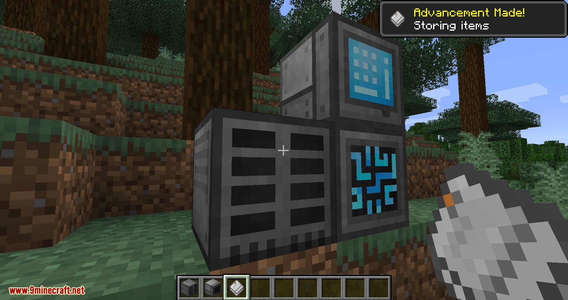 Extra Disks mod for minecraft 03