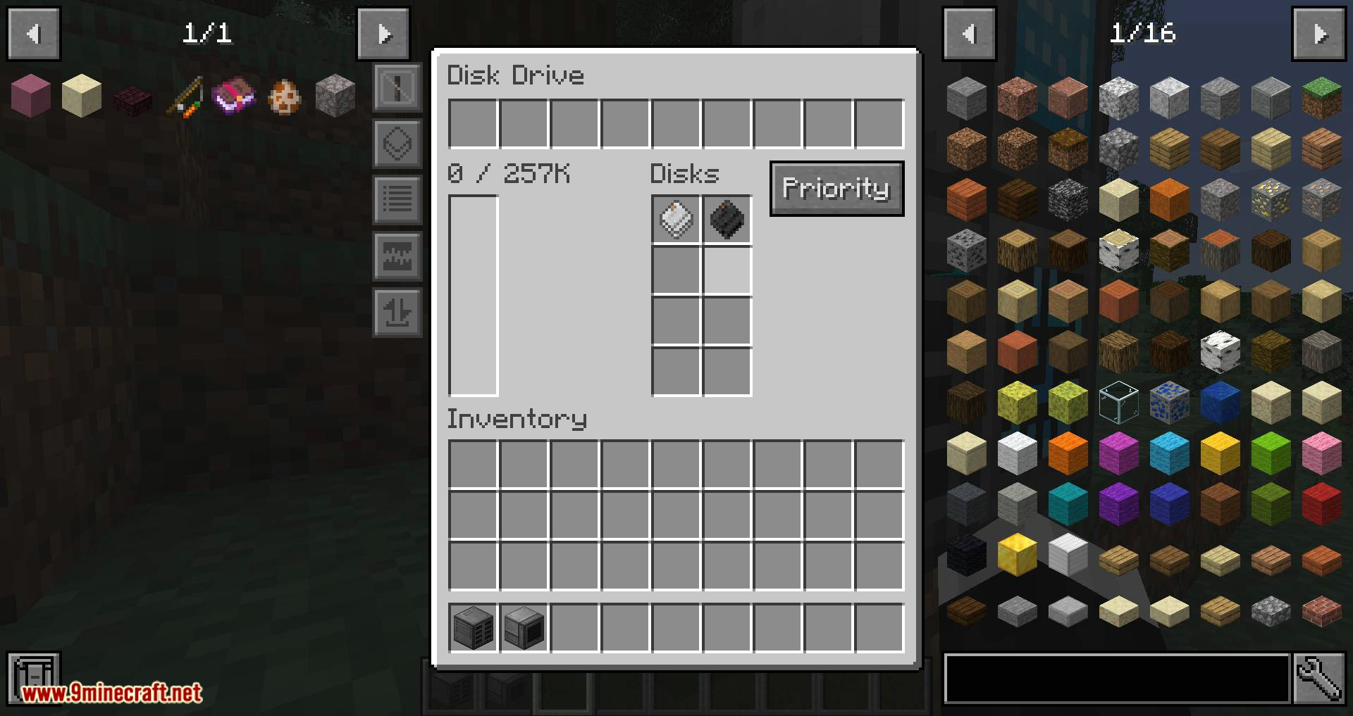 Extra Disks mod for minecraft 07