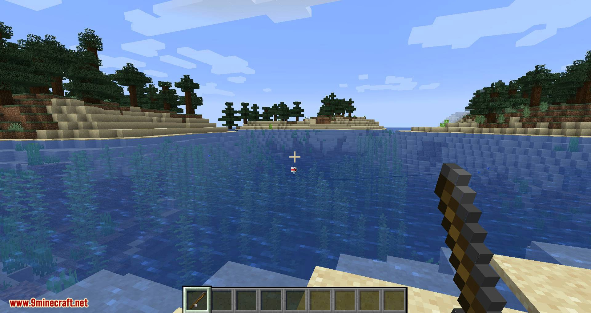 Fishing Real mod for minecraft 01