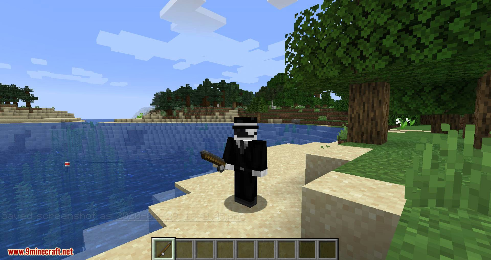 Fishing Real mod for minecraft 02