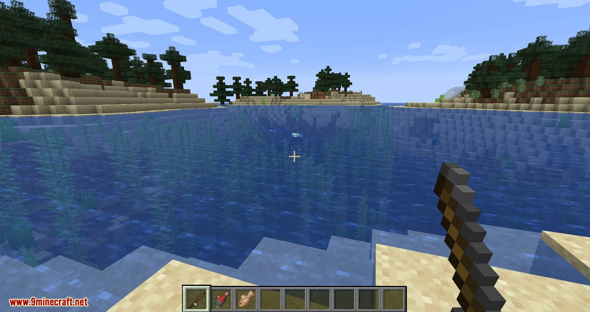 Fishing Real mod for minecraft 07