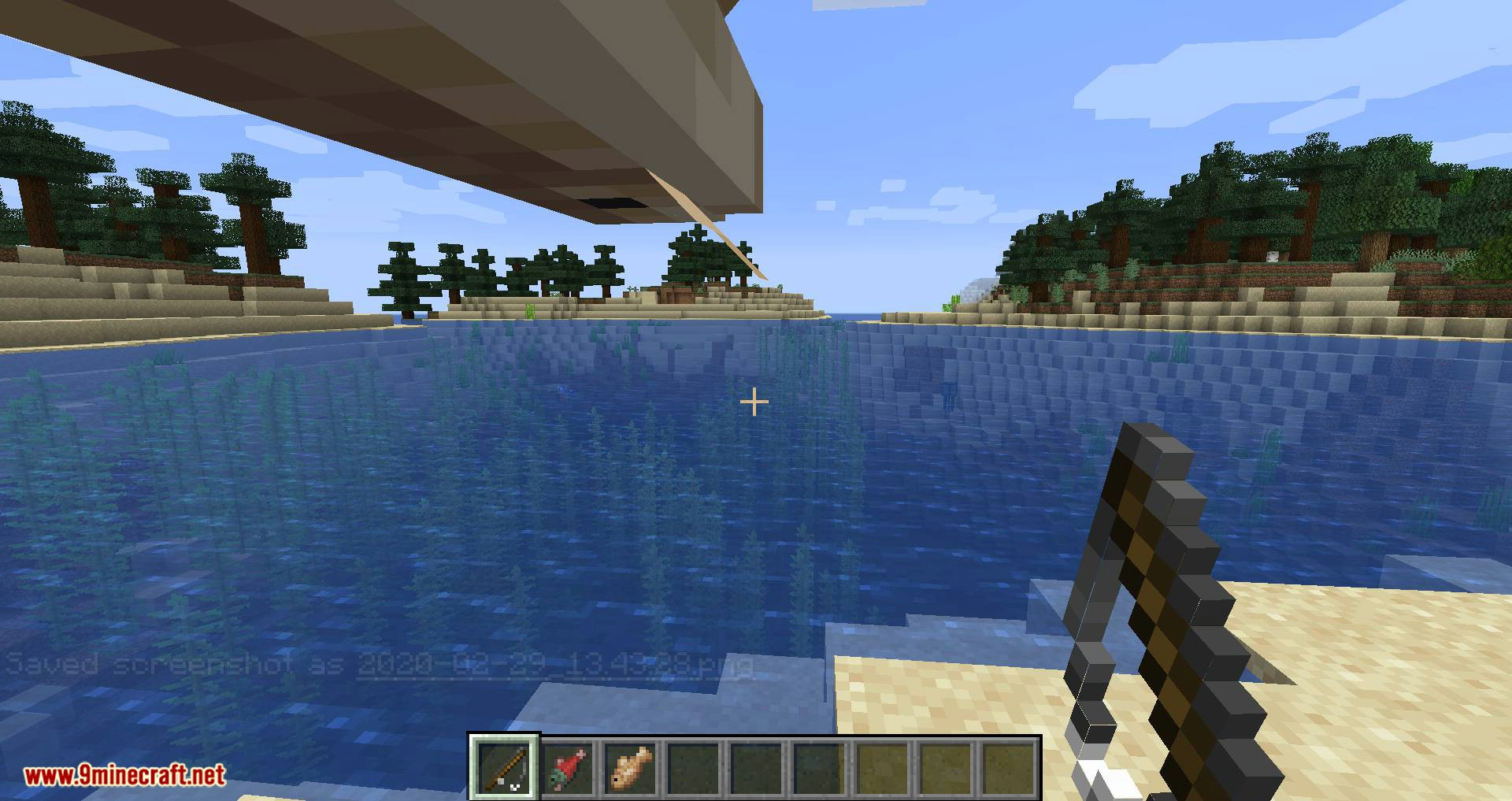 Fishing Real mod for minecraft 08