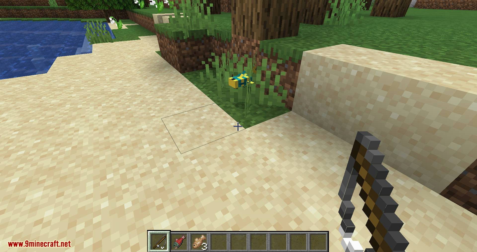 Fishing Real mod for minecraft 11