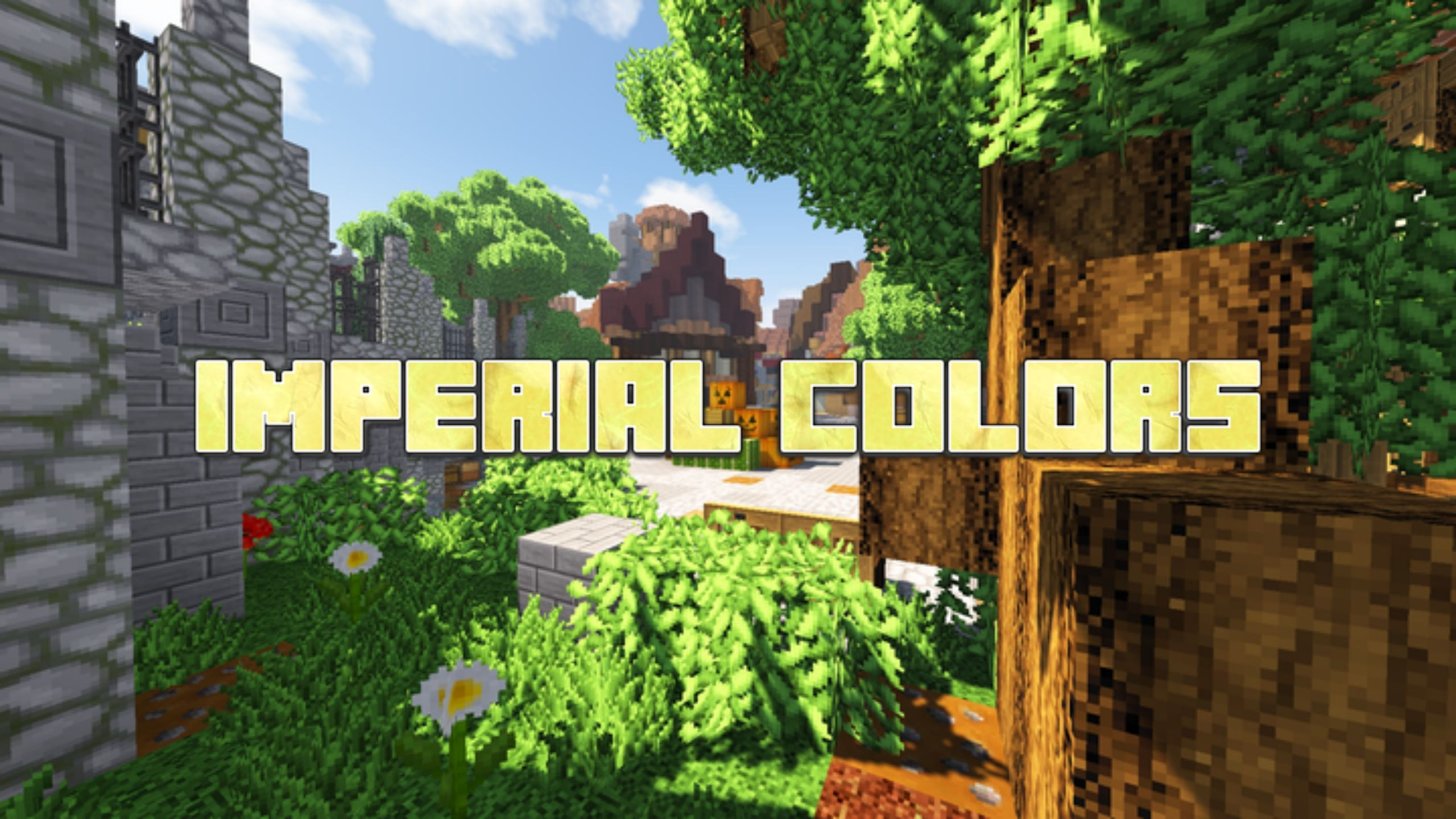 Imperial Colors Resource Pack 9.95.9/9.99.9 - 9Minecraft.Net