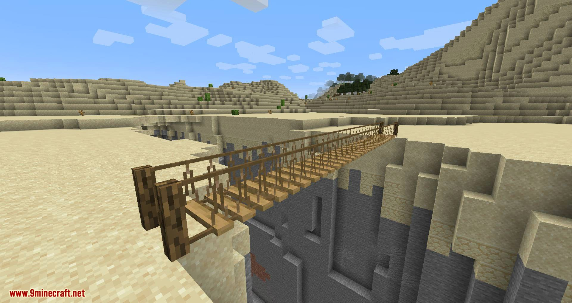 Macaw_s Bridges mod for minecraft 01