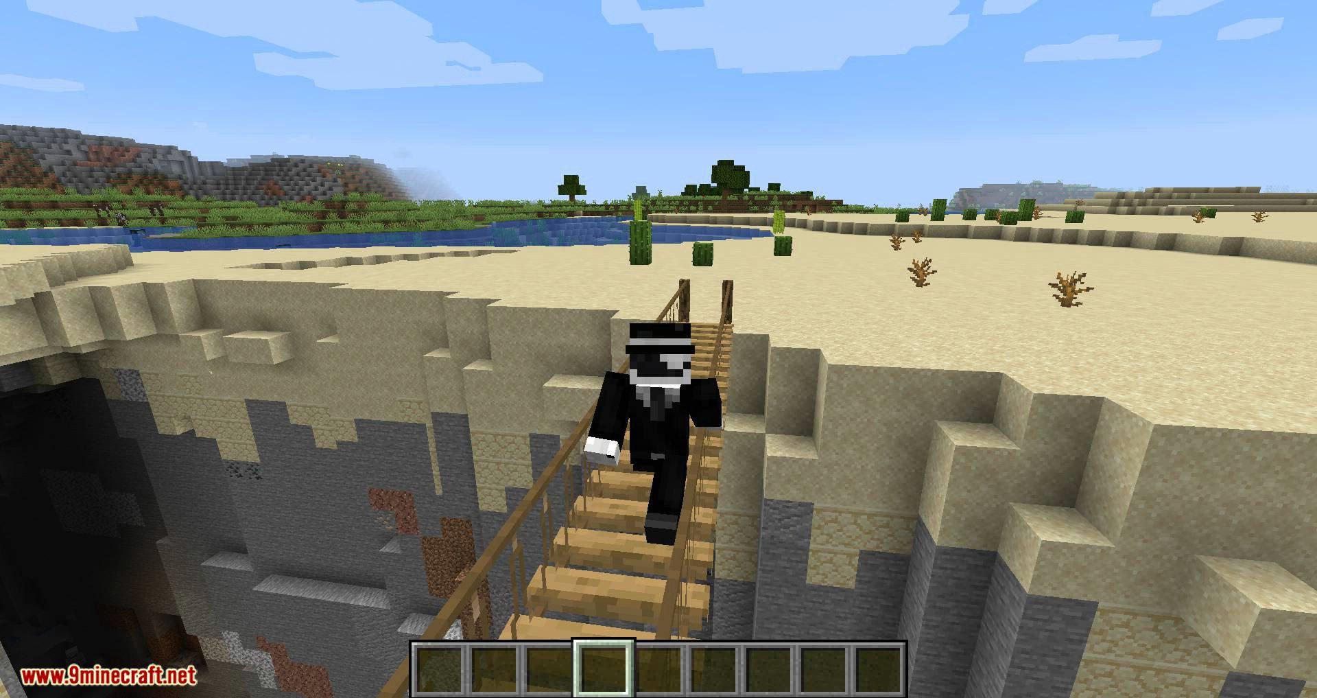 Macaw_s Bridges mod for minecraft 02