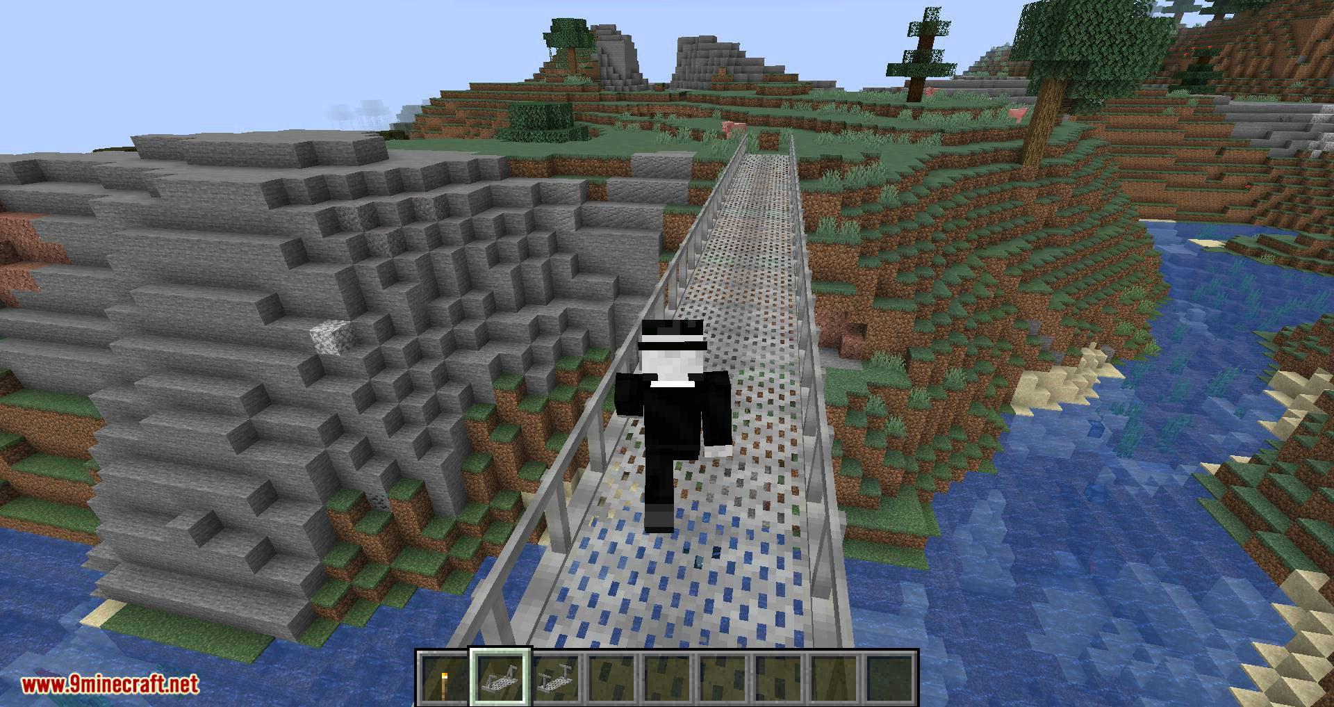 Macaw_s Bridges mod for minecraft 06