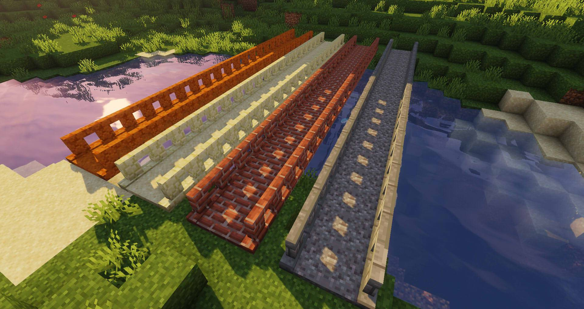 Macaw_s Bridges mod for minecraft 27