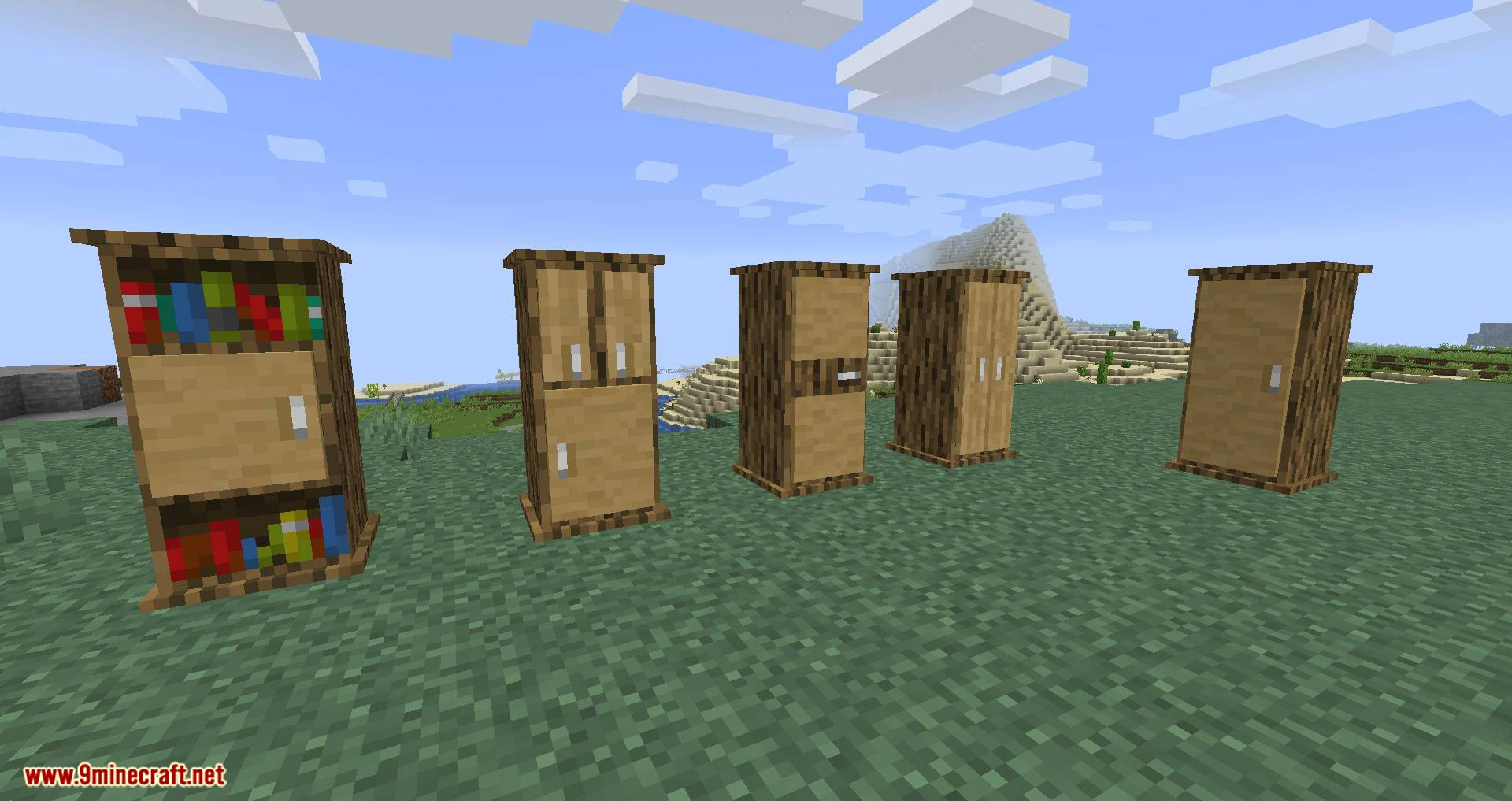 Macaw_s Furniture mod for minecraft 01