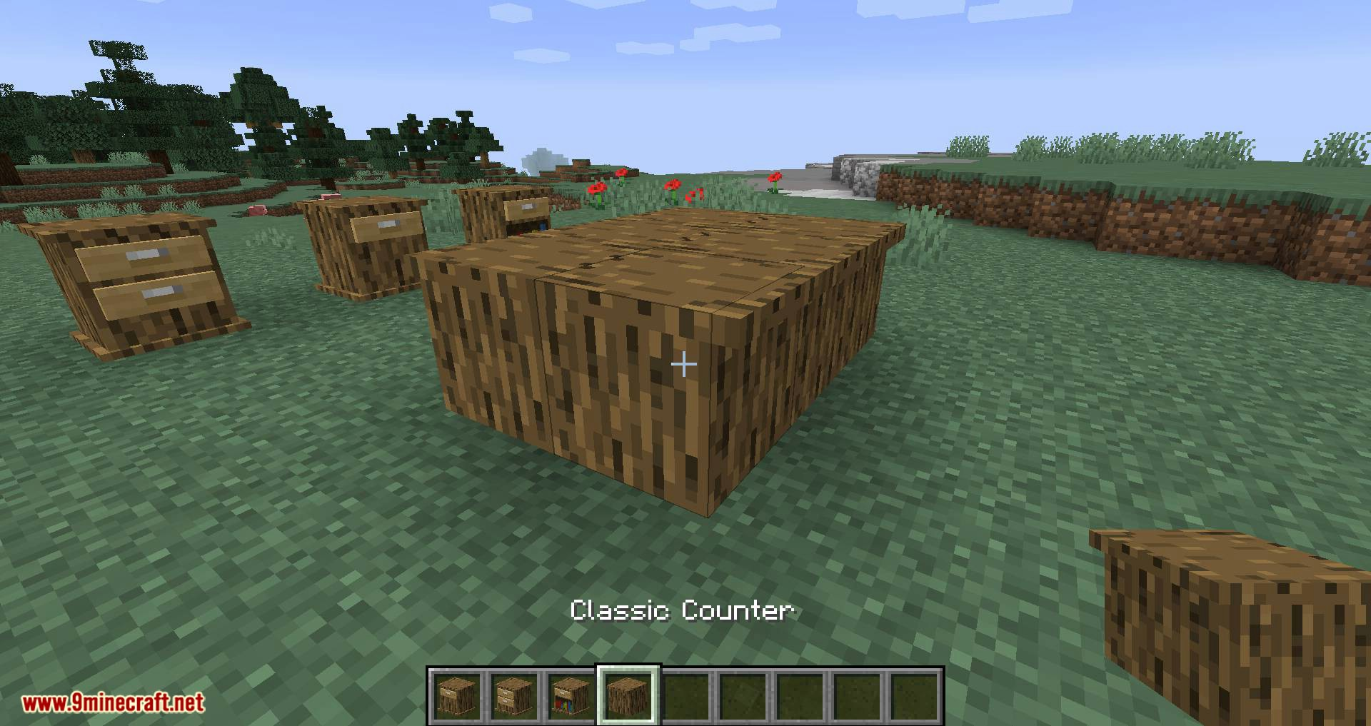 Macaw_s Furniture mod for minecraft 03