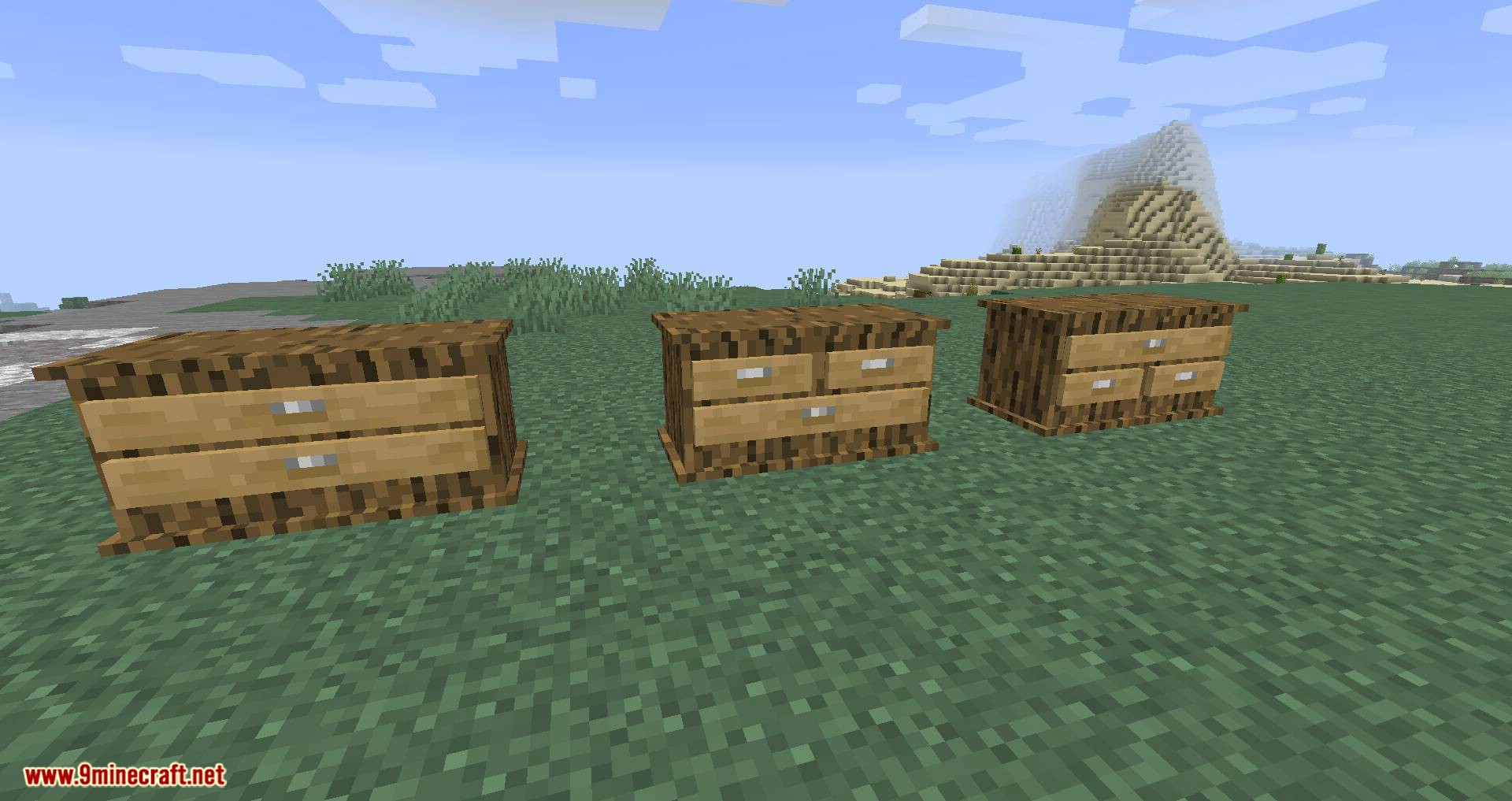 Macaw_s Furniture mod for minecraft 05