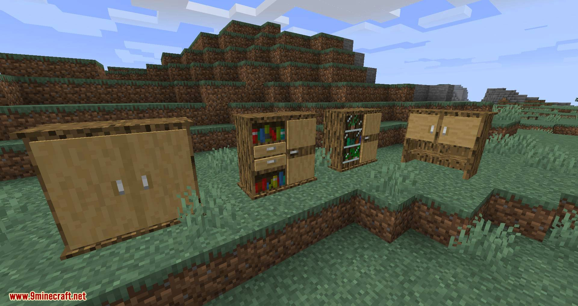 Macaw_s Furniture mod for minecraft 07