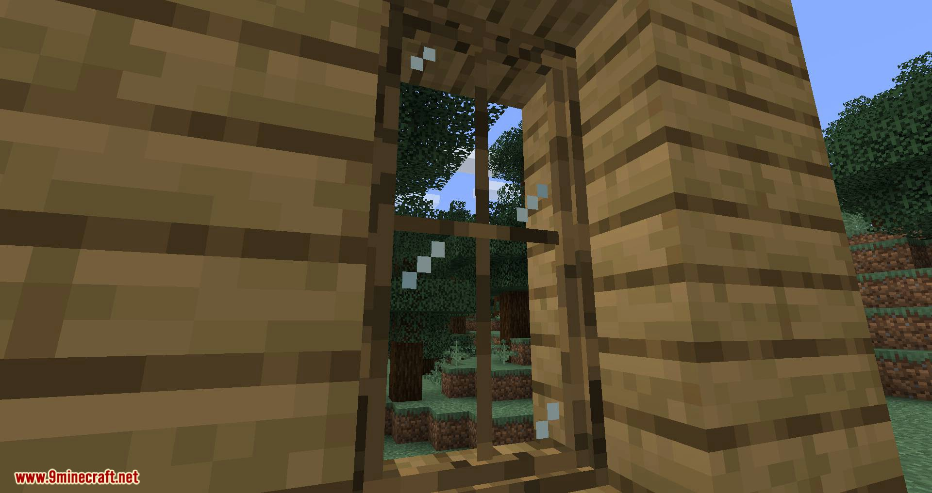 Macaw_s Windows mod for minecraft 06