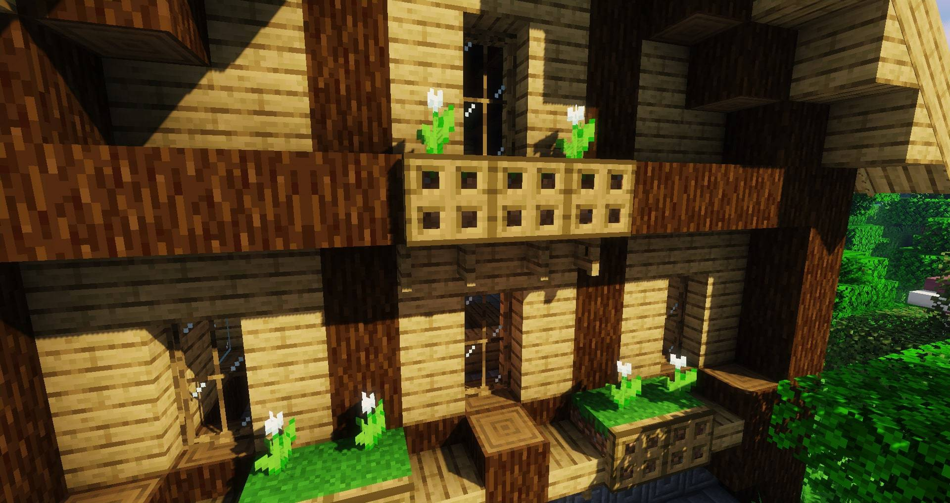 Macaw_s Windows mod for minecraft 21