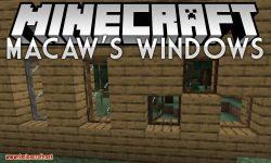 Macaw_s Windows mod for minecraft logo
