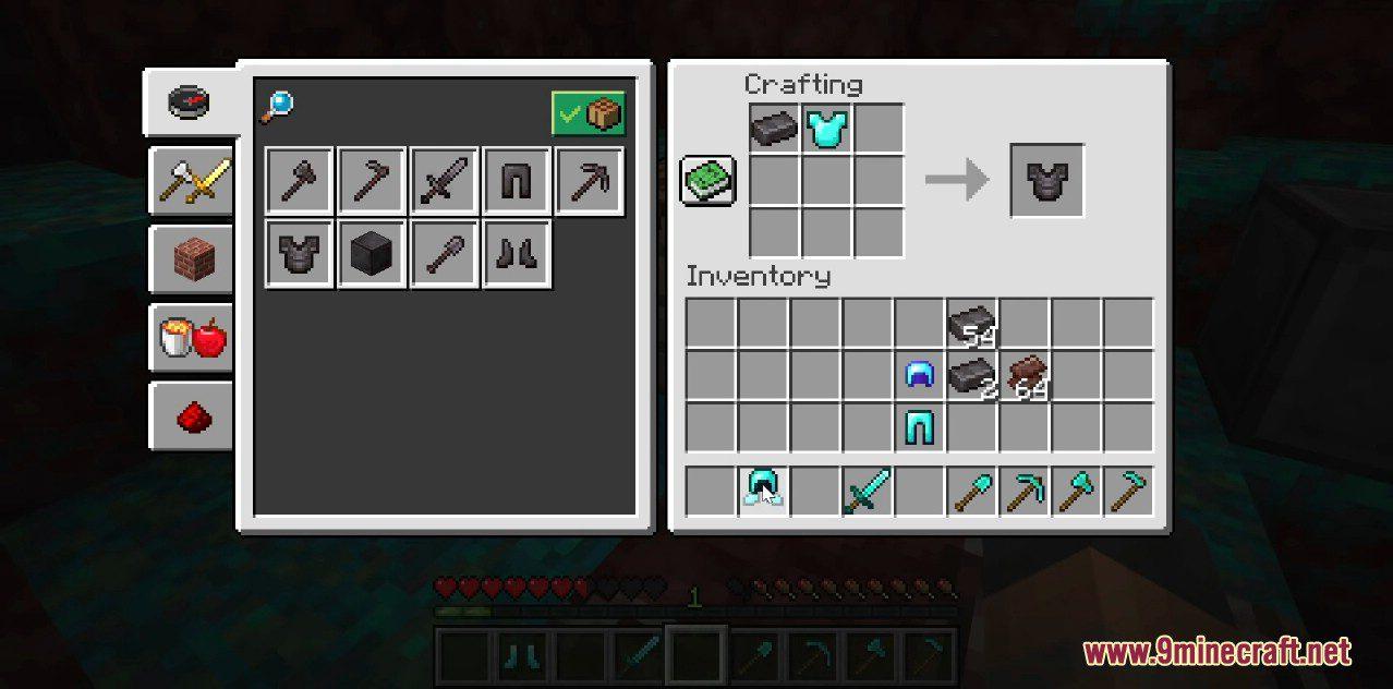 Minecraft 1.16 Snapshot 20w06a Screenshots 10