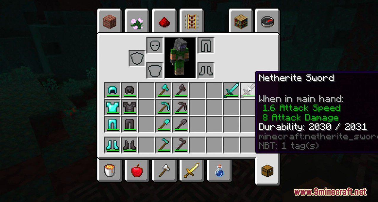 Minecraft 1.16 Snapshot 20w06a Screenshots 13