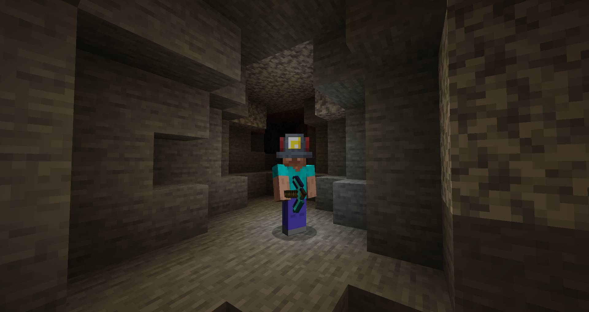 Miner_s Helmet mod for minecraft 22