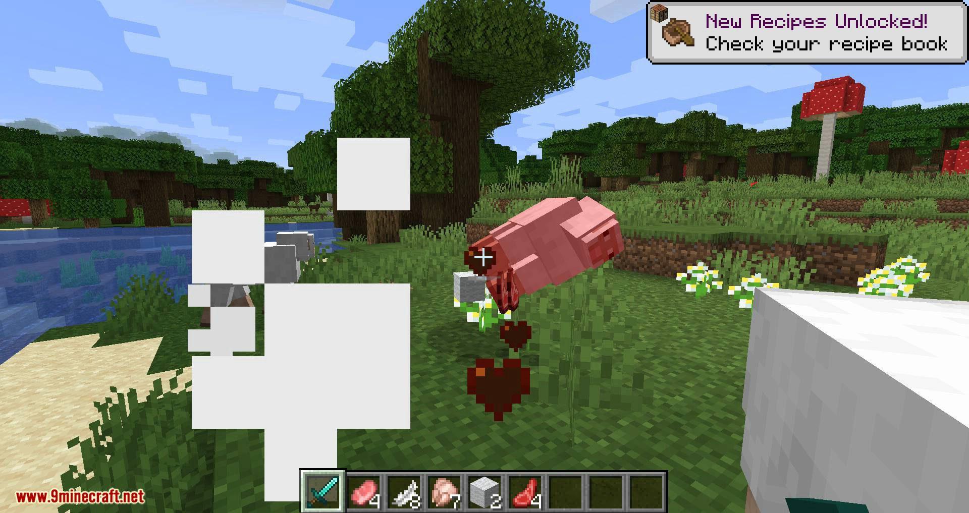 Mob Rebirth mod for minecraft 03