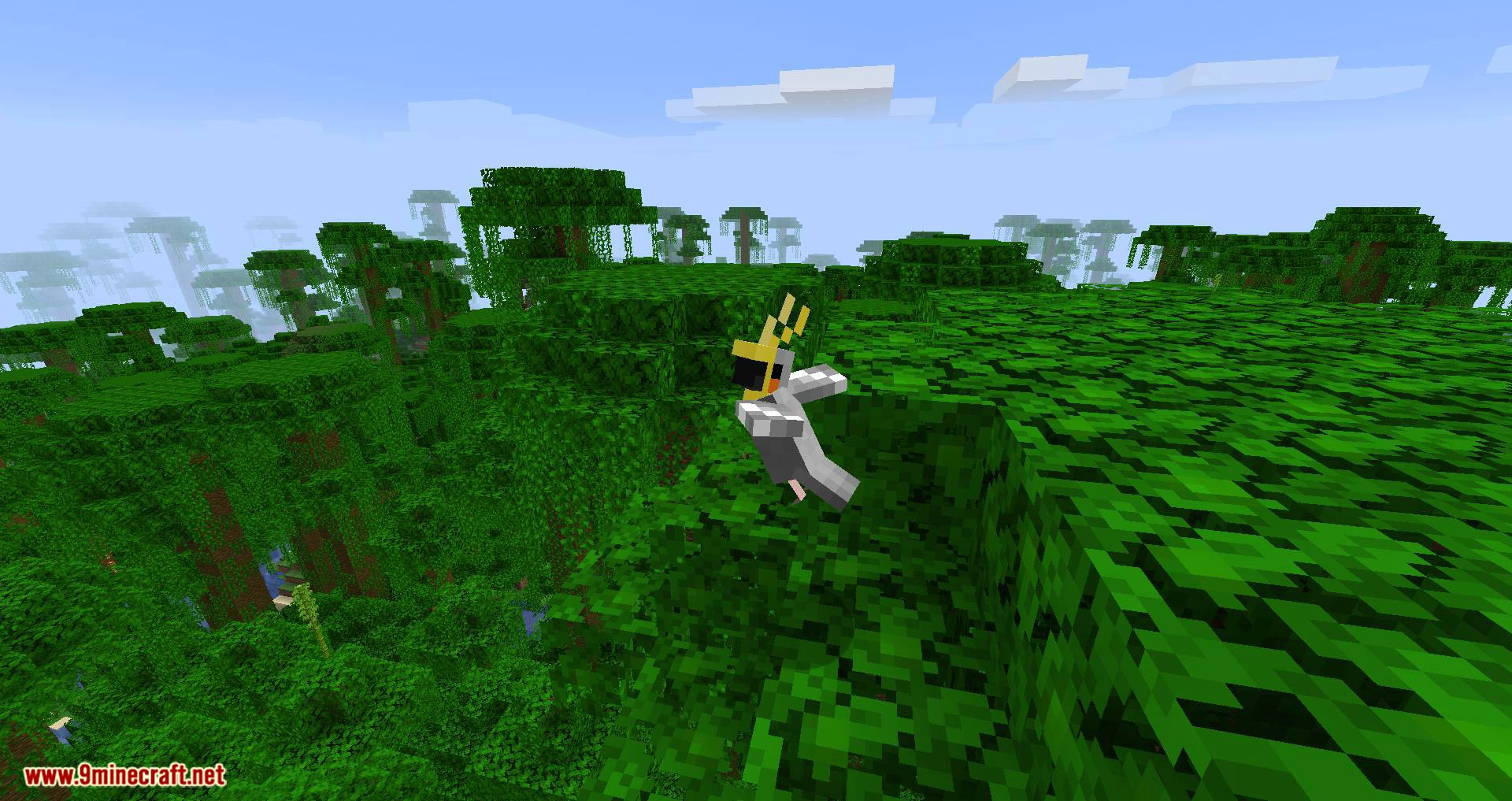 Mob Rebirth mod for minecraft 06