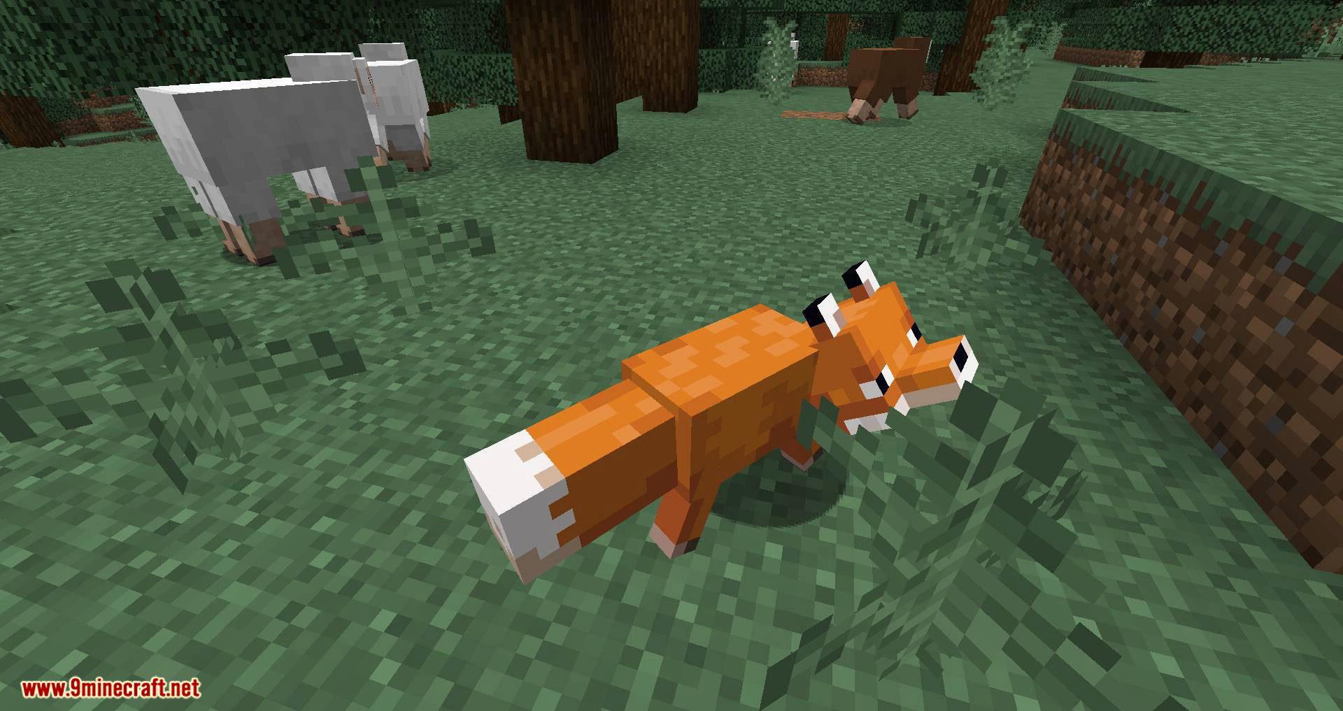 Mob Rebirth mod for minecraft 08