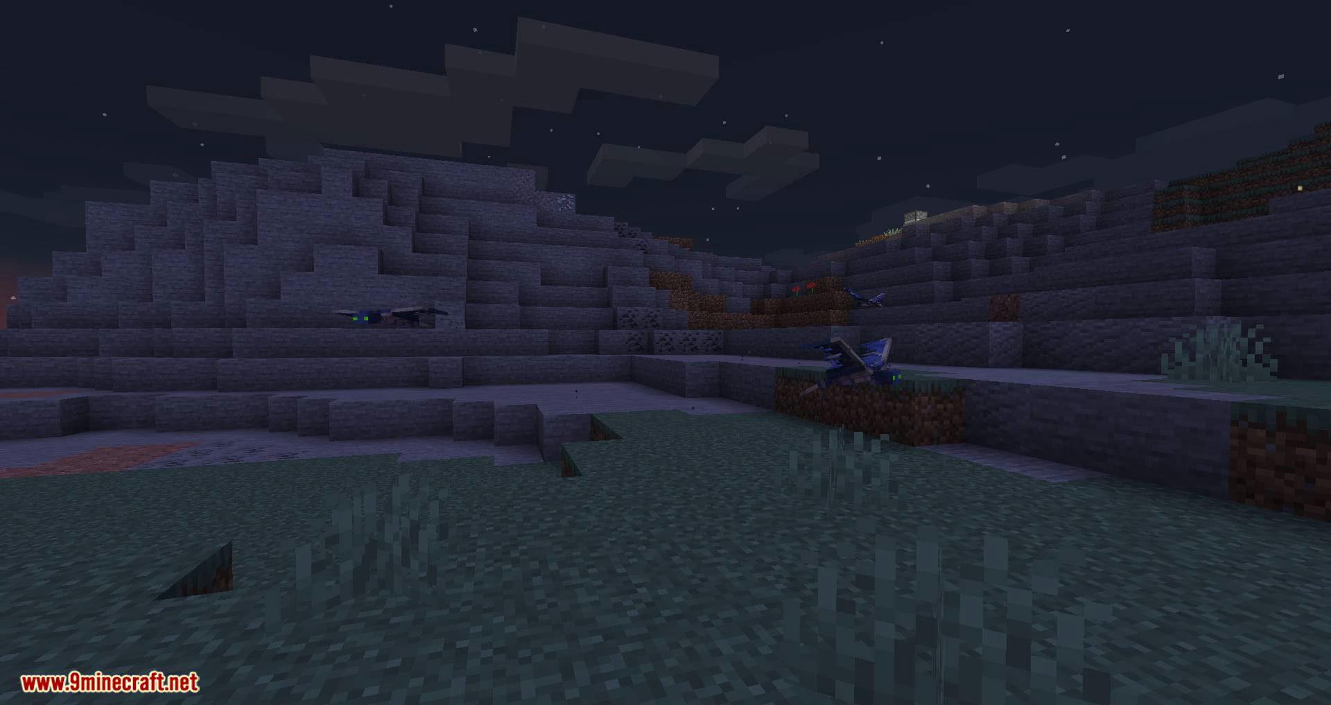 NoPhantomNoCry mod for minecraft 02
