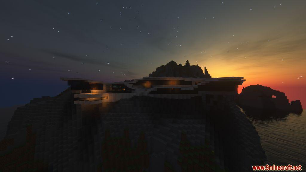 Ocean View Modern Mansion Map Screenshots (1)