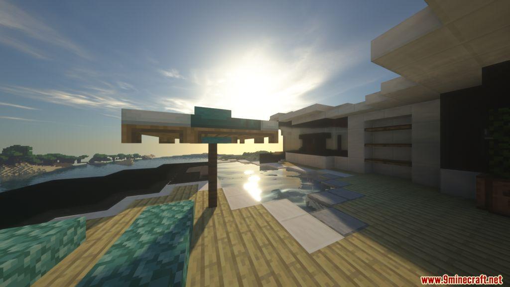 Ocean View Modern Mansion Map Screenshots (3)