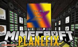 PlaneFix mod for minecraft logo