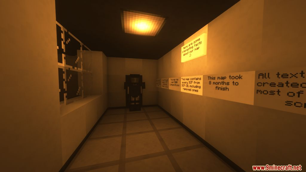SCP Blocktainment Breach Map Screenshots (2)