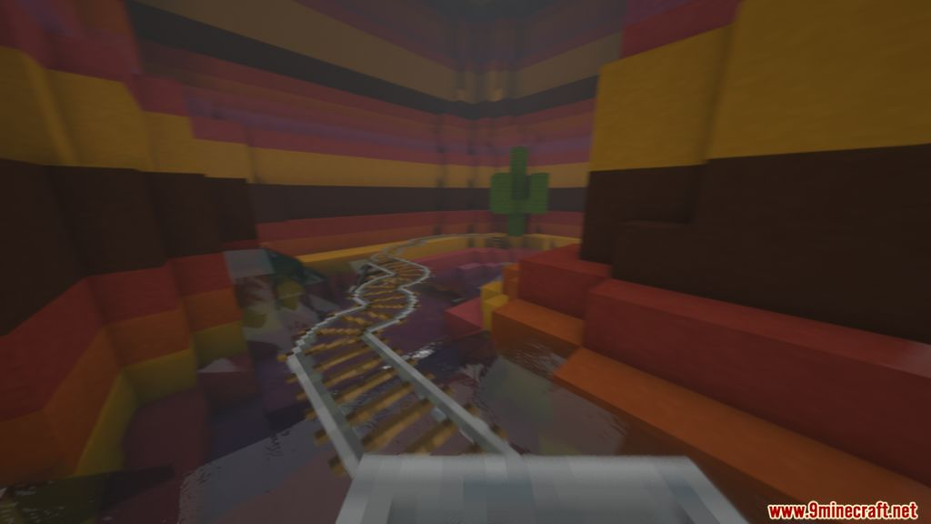 Sven's Epic Rollercoaster Map Screenshots (22)