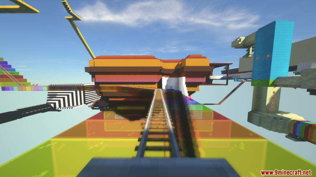 Sven's Epic Rollercoaster Map Screenshots (4)