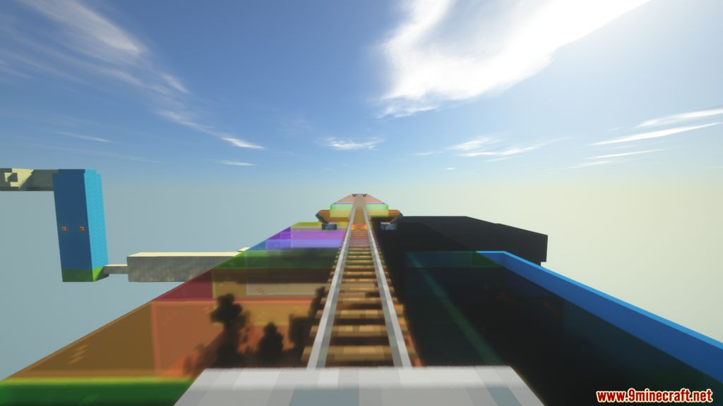 Sven's Epic Rollercoaster Map Screenshots (6)