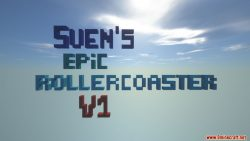 Sven's Epic Rollercoaster Map Thumbnail