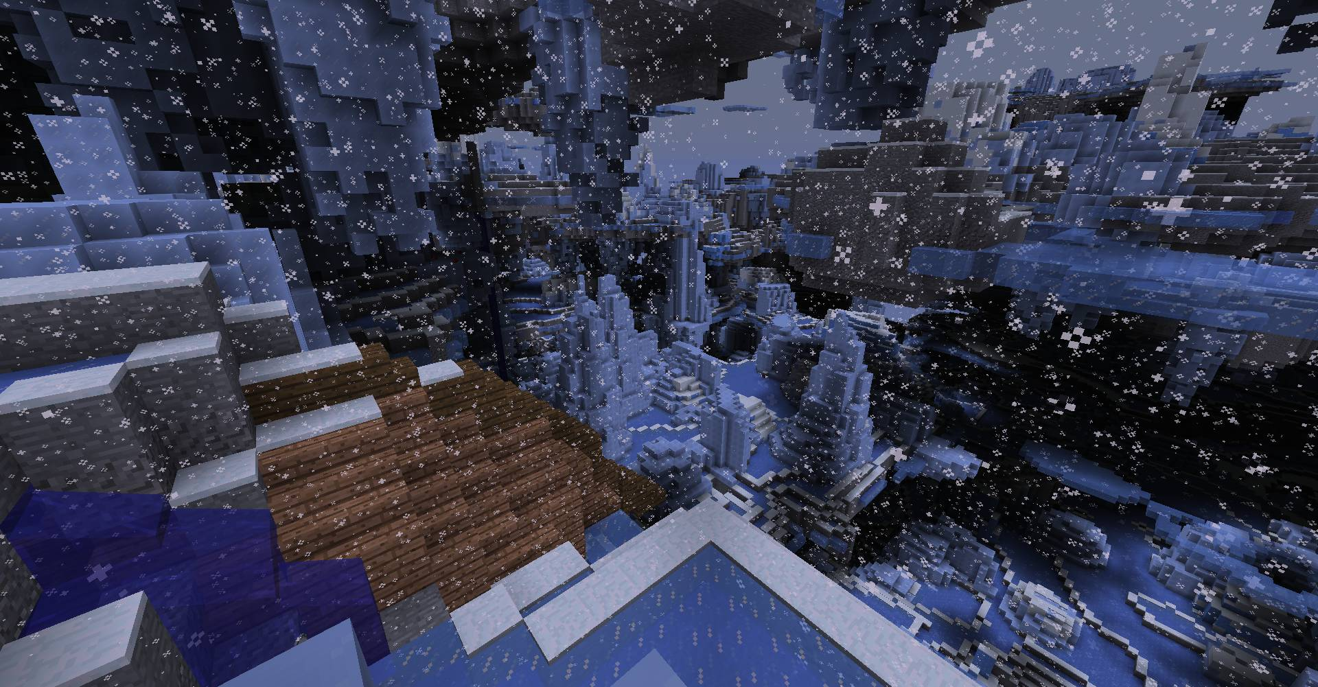 Ultra Amplified Dimension mod for minecraft 26