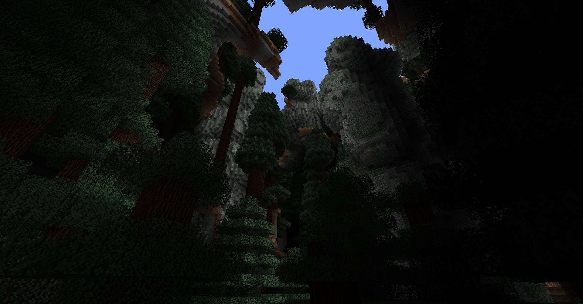 Ultra Amplified Dimension mod for minecraft 30