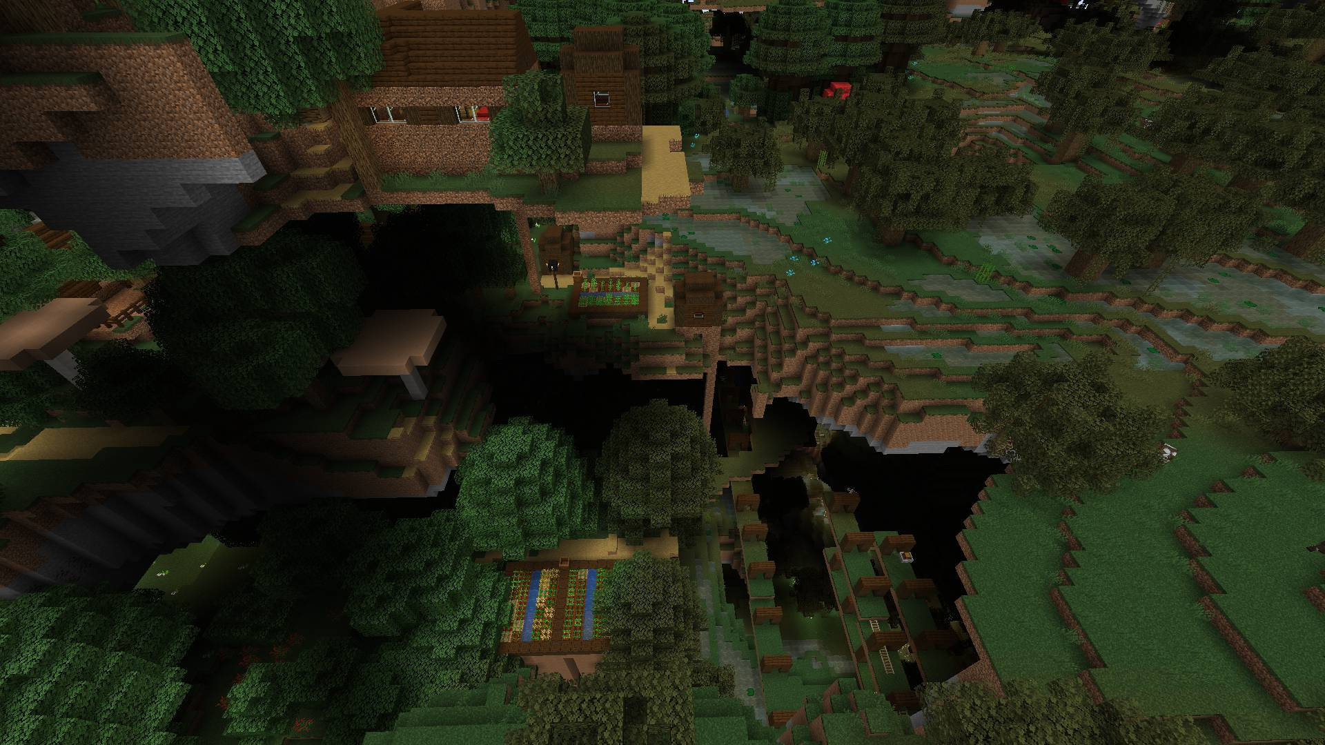 Ultra Amplified Dimension mod for minecraft 36