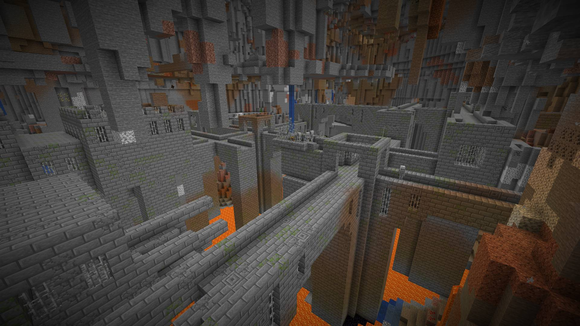 Ultra Amplified Dimension mod for minecraft 37