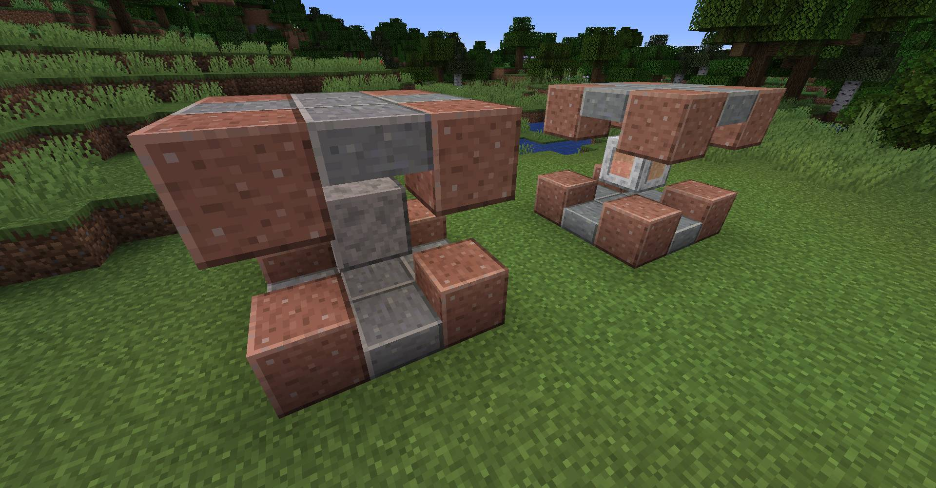 Ultra Amplified Dimension mod for minecraft 41