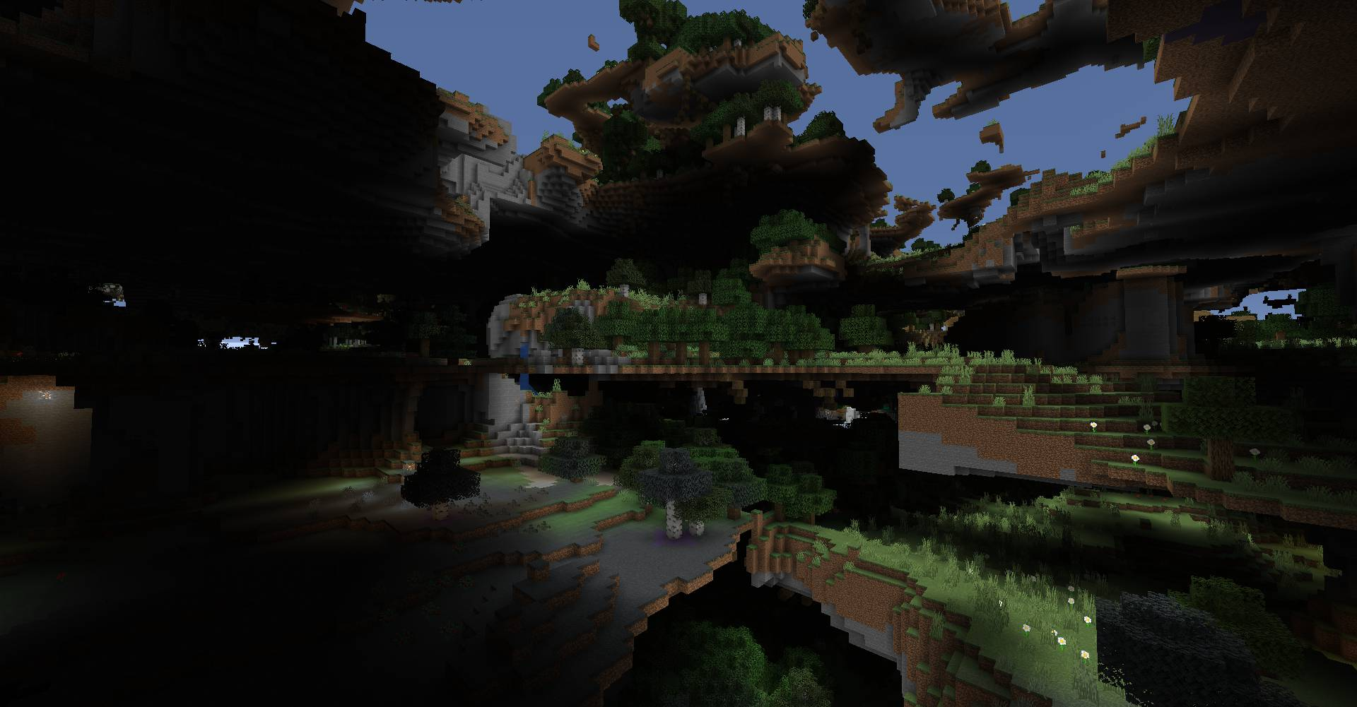 Ultra Amplified Dimension mod for minecraft 42