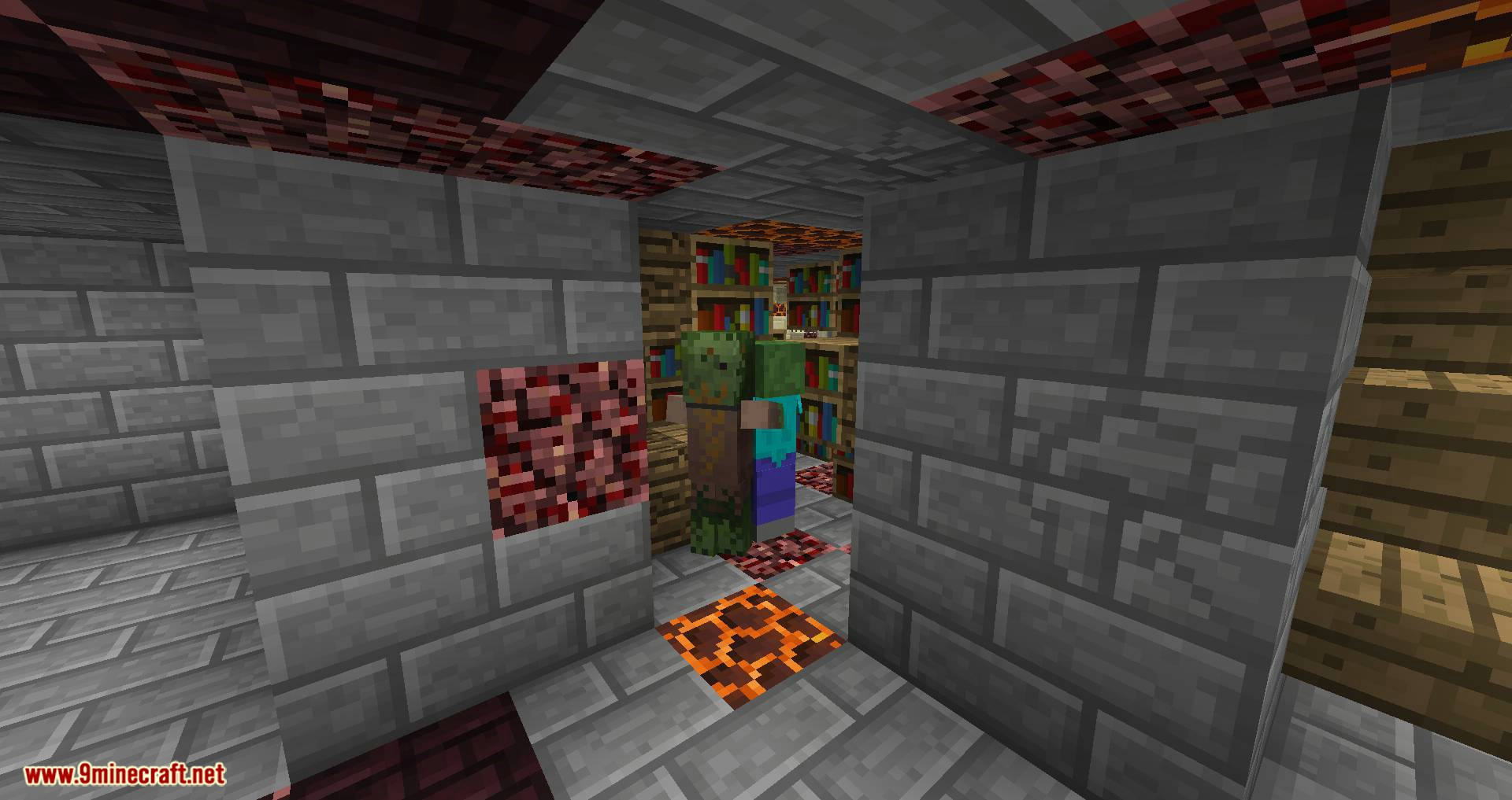 Wesley_s Roguelike Dungeons mod for minecraft 07