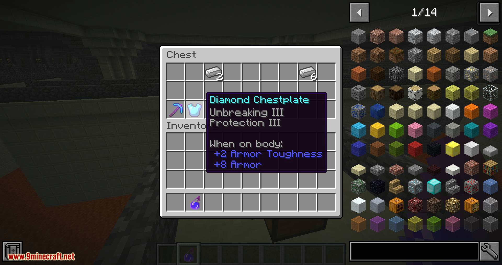 Wesley_s Roguelike Dungeons mod for minecraft 10