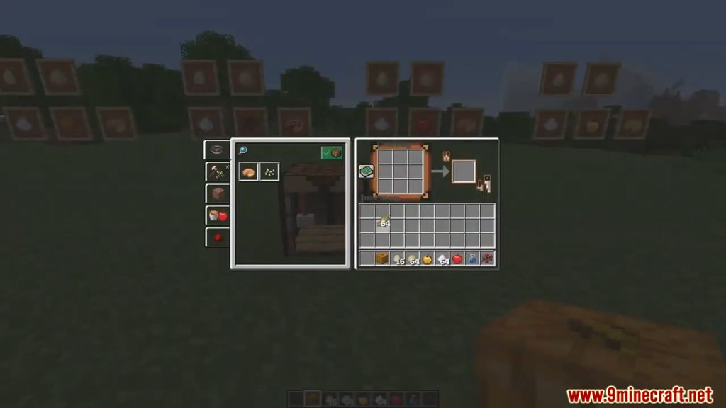 Baker's Pack Data Pack Screenshots (1)
