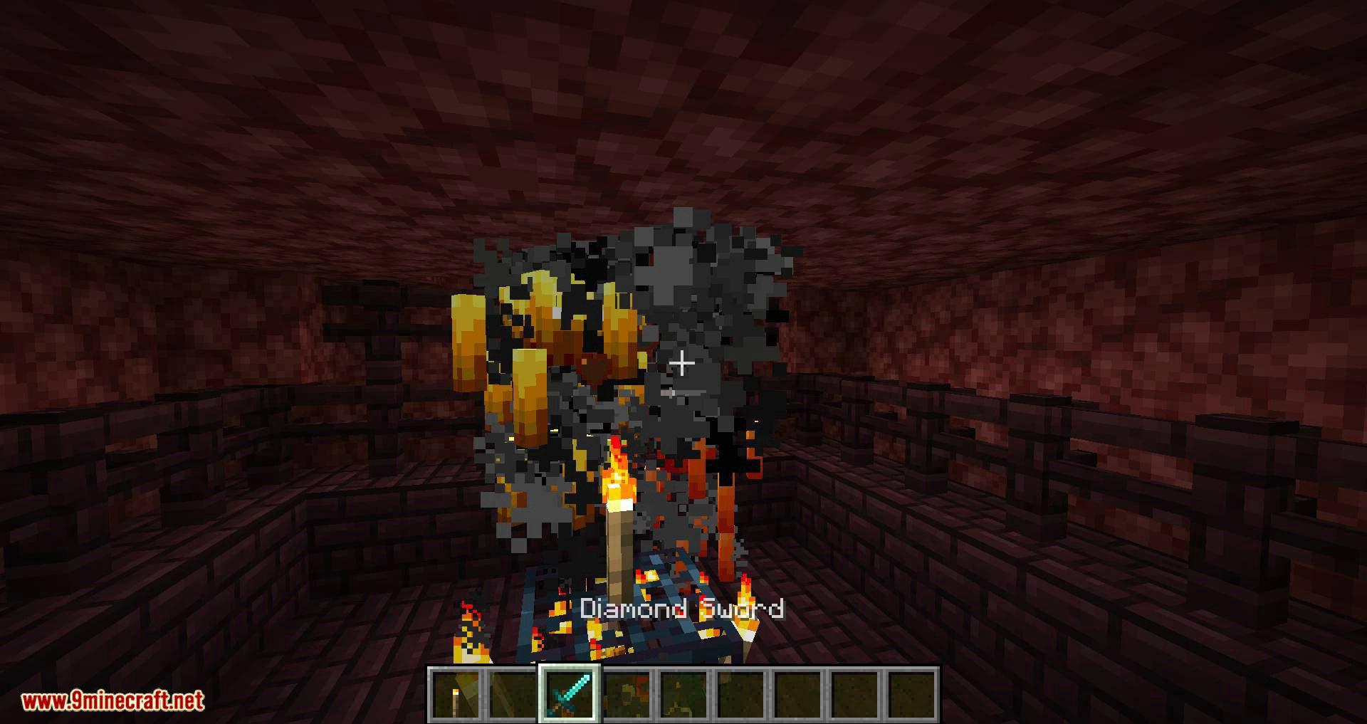 Better Spawner Control mod for minecraft 03