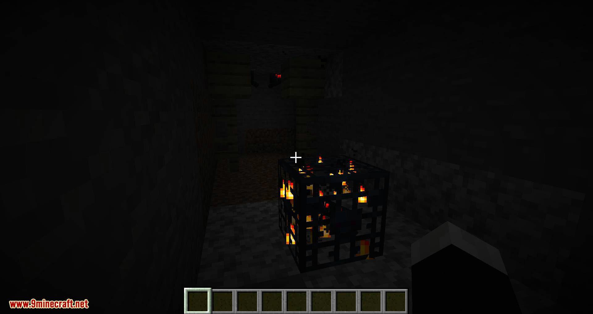 Better Spawner Control mod for minecraft 11