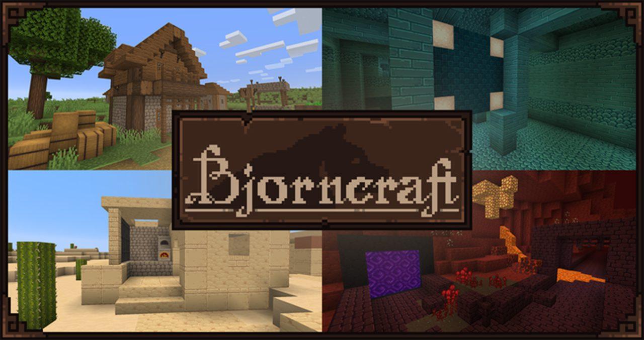 BjornCraft Resource Pack