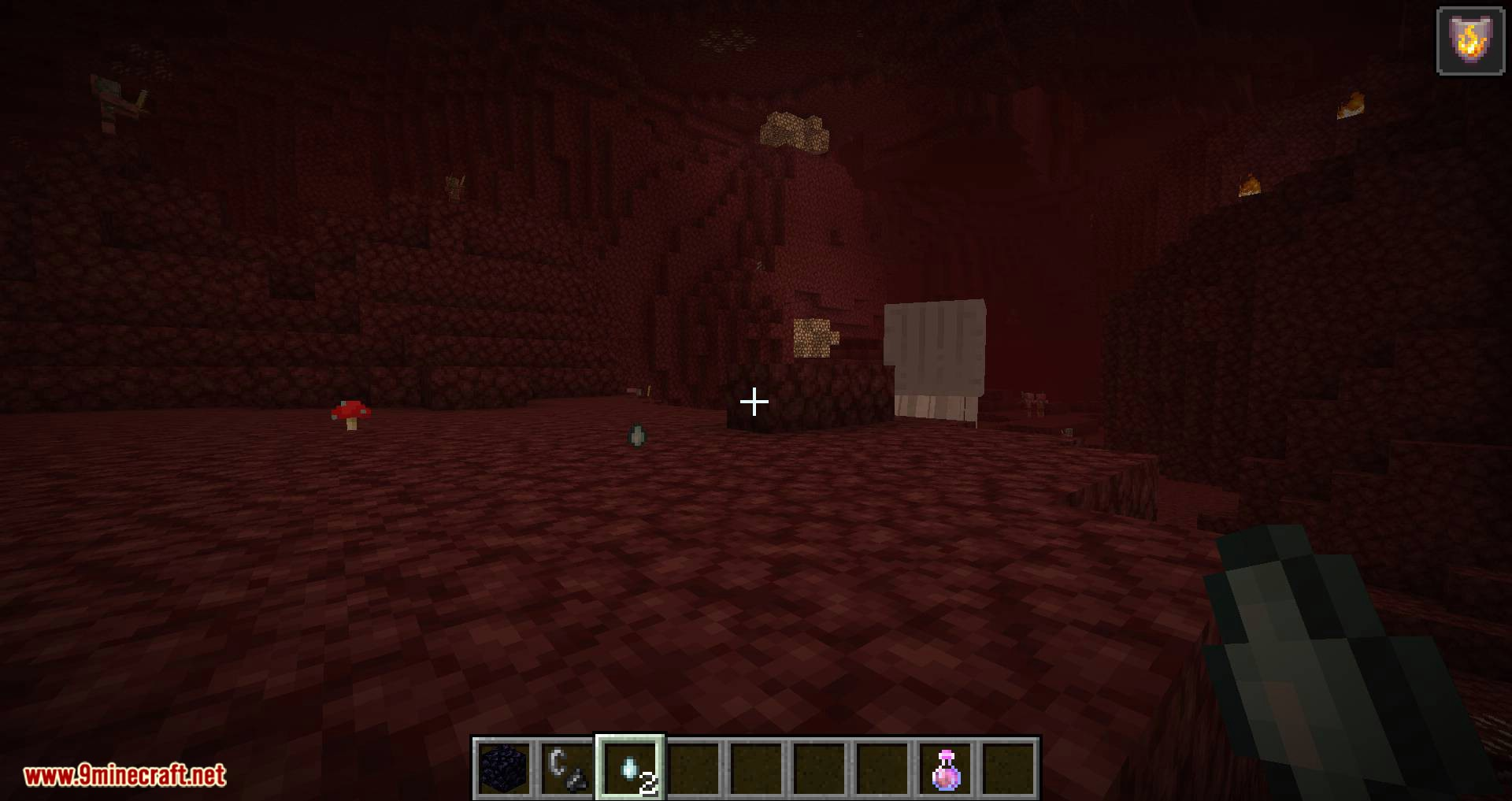Crying Ghasts mod for minecraft 08