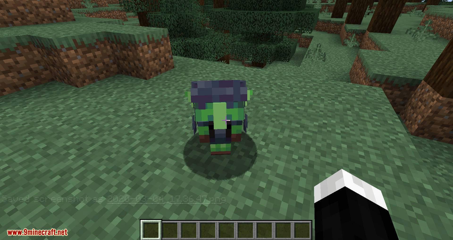 Goblin Traders mod for minecraft 02
